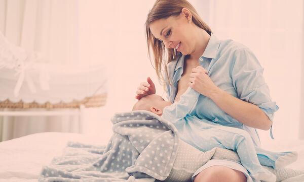 Θηλάζοντας ένα άρρωστο μωρό: Τι πρέπει να γνωρίζετε