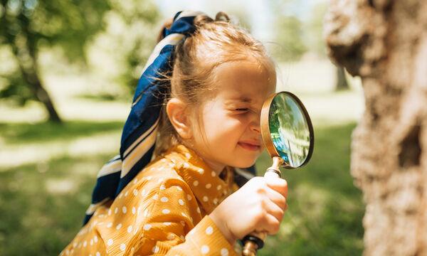 Η παιδική περιέργεια αποτελεί ένδειξη ευφυίας;