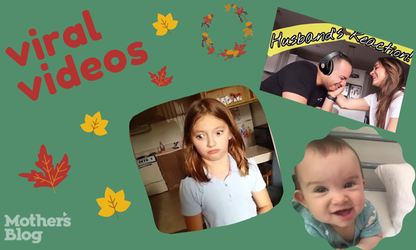 Αυτά είναι τα ωραιότερα viral βίντεο αυτής της εβδομάδας με μαμάδες και παιδιά (vids)