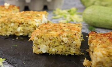 Συνταγή για κολοκυθόπιτα χωρίς φύλλο - Είναι πανεύκολη!