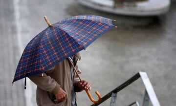 Καιρός: Άστατος ο καιρός το Σαββατοκύριακο - Σε ποιες περιοχές θα βρέξει (χάρτες)
