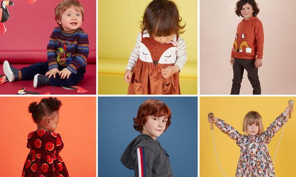Παιδικά ρούχα: Έξι επιλογές που αξίζει να κάνεις φέτος τον Χειμώνα