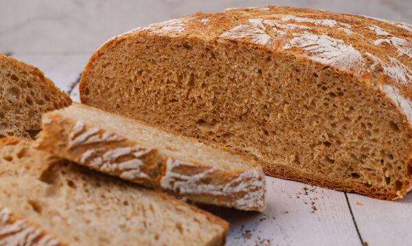 Συνταγή για εύκολο λευκό ψωμί