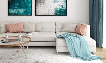 10 προτάσεις για να βρείτε το τέλειο χαλί για το σαλόνι σας (pics)