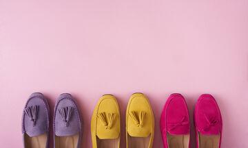 Αυτός είναι ο τρόπος για να καθαρίσετε τα suede παπούτσια σας χωρίς να τα καταστρέψετε (vid)