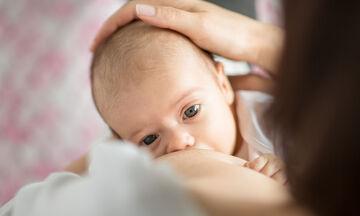 Είναι φυσιολογικά τα «τσιμπήματα» που νιώθει μια μαμά όταν θηλάζει;