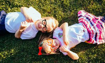 Θέλετε να μεγαλώσετε αισιόδοξα παιδιά; Πέντε συμβουλές που πρέπει να ακολουθήσετε