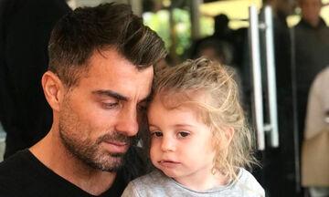 Στέλιος Χανταμπάκης: Δείτε που πήγε βόλτα με την κόρη του και τη φωτογράφησε - Δεν πάει ο νους σας