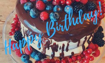 Do it like Κάτια Ζυγούλη: Μας δείχνει πώς να φτιάξουμε μόνες μας μία πρωτότυπη τούρτα γενεθλίων