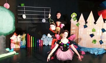 «Ο Τάκης Τεταρτάκης και οι φίλοι του» στο θέατρο Μικρό Γκλόρια