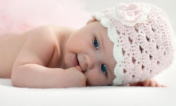 Τι χρώμα μάτια θα έχει το μωράκι μου; (vid)