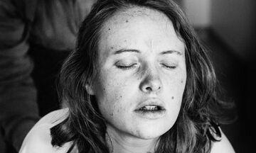 Εκφράσεις γυναικών τη στιγμή του τοκετού (pics)
