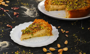Κνάφε - Ένα λιβανέζικο γλύκισμα που θα λατρέψετε