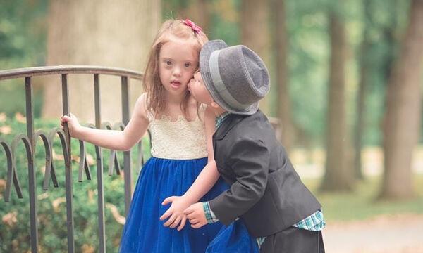 Οι φωτογραφίες αυτών των παιδιών με σύνδρομο Down θα σας συγκινήσουν (pics)