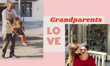 Despοina's little stories: «Η γιαγιά μας η καλή!»