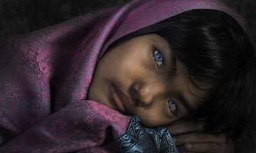 Αυτά είναι τα παιδιά με τα πιο εκφραστικά μάτια (pics)