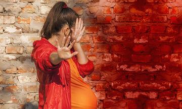 Ενδοοικογενειακή βία κατά τη διάρκεια της εγκυμοσύνης: Σοκαριστικά τα στοιχεία (pics)