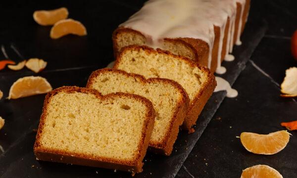 Συνταγή για κέικ μανταρινιού