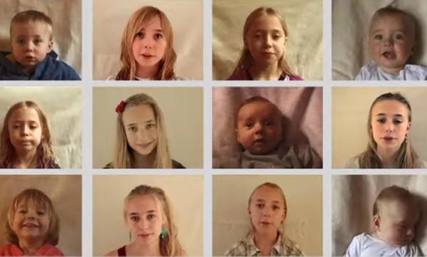 Μπαμπάς φωτογράφιζε την κόρη του κάθε εβδομάδα μέχρι να γίνει 20 ετών - Δείτε το εκπληκτικό βίντεο