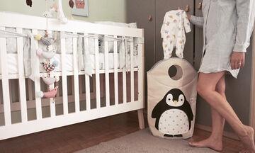 Ελληνίδα τραγουδίστρια μας δείχνει το παιδικό δωμάτιο του νεογέννητου γιου της (pics)
