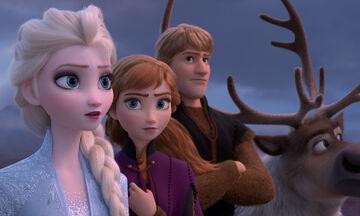 Το νέο Frozen είναι εδώ και δεν θα το χάσουμε με τίποτα!