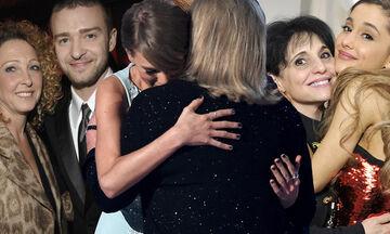 Δείτε ποιοι διάσημοι έχουν μεγάλη αδυναμία στη μητέρα τους (vid)