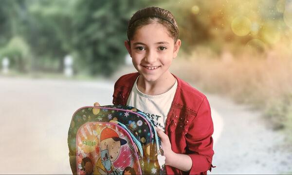 Σχολική τσάντα: Βιβλία, τετράδια, κασετίνες και… αποσυμφορητικό!