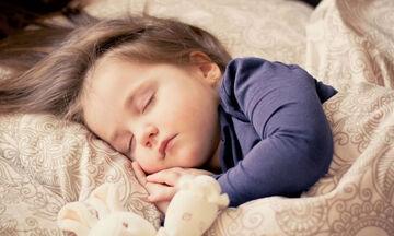 Το παιδί μου και η χειμωνιάτικη ρουτίνα του ύπνου μας