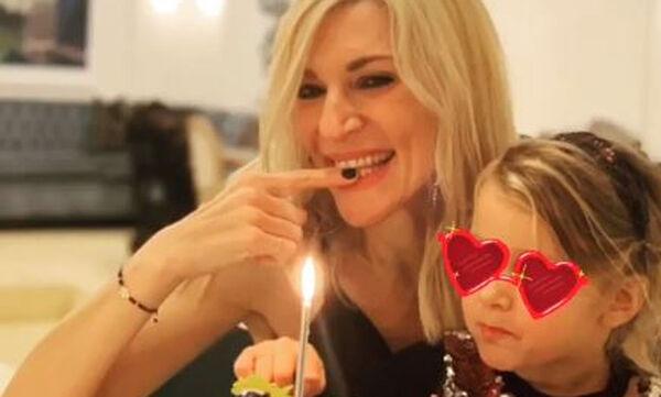 Ζέτα Δούκα: Φωτογραφίες από το εντυπωσιακό πάρτι γενεθλίων της (pics)