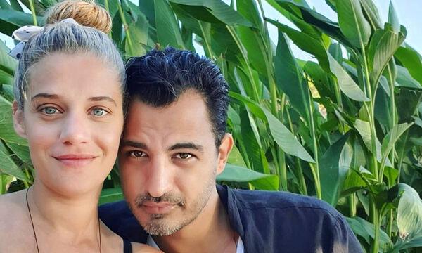 Τζένη Θεωνά - Δήμος Αναστασιάδης: Αποκάλυψαν το όνομα που θα δώσουν στον γιο τους (pics)
