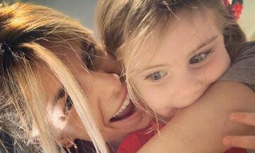 Νατάσα Σκαφίδα: Η φωτογραφία & το τρυφερό μήνυμα για τη γιορτή της κόρης της (pics)