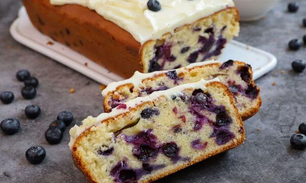 Συνταγή για blueberry cake