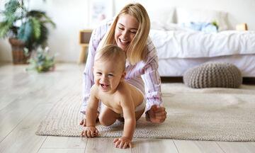 Όταν τα παιδιά ηλικίας από 2 έως 3 ετών αργούν να αποχωριστούν την πάνα