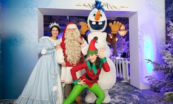 Santa Claus Kingdom - Το Παγωμένο Βασίλειο με τα αμέτρητα παιχνίδια