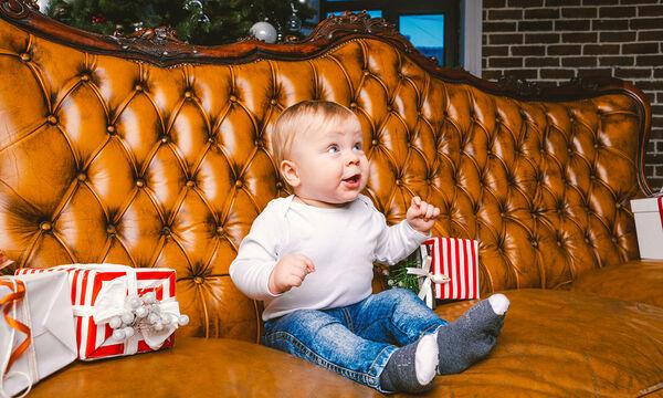 Τα καλύτερα χριστουγεννιάτικα δώρα για παιδιά 0-12 μηνών κάτω από 25 ευρώ