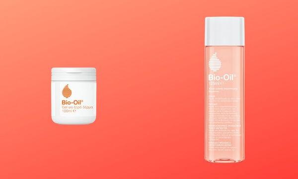 Οι ειδικοί συνιστούν Bio-Oil για τις ραγάδες της εγκυμοσύνης