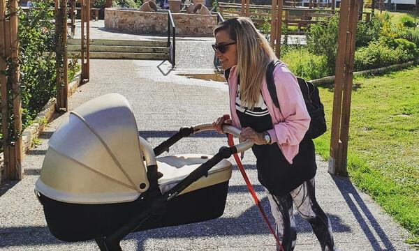 Βασιλική Μιλλούση: Ξεκίνησε ασκήσεις για να χάσει τα κιλά της εγκυμοσύνης -Τι προτείνει στις μαμάδες