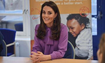 Όλοι λατρεύουν τον αυστηρό κανόνα που έχει η Kate Middleton για τον George και την Charlotte (pics)