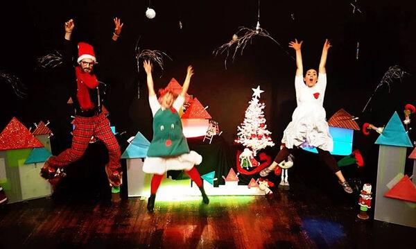 Χριστούγεννα με την Ομάδα των 5 Εποχών στο Θέατρο 104
