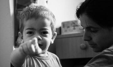 «Η μέρα που ο γιος μου έγινε μεγάλος αδερφός»
