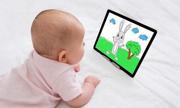 Από ποια ηλικία μπορεί ένα μωρό να έχει επαφή με ψηφιακές συσκευές;
