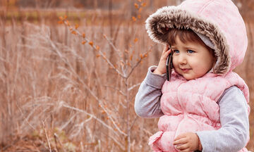 Ανάπτυξη παιδιού: Επικοινωνία και πρώτα λογάκια στους 16 μήνες