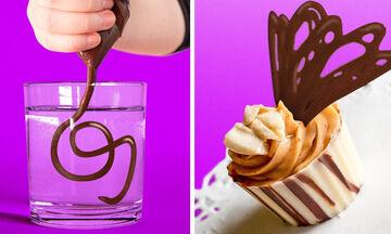 37 σοκολατένιες δημιουργίες που θα σας εντυπωσιάσουν (vid)