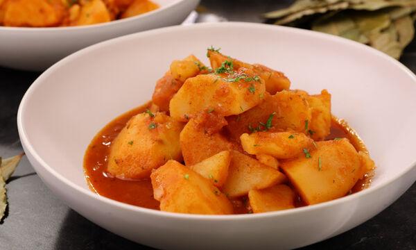 Συνταγή για πατάτες γιαχνί