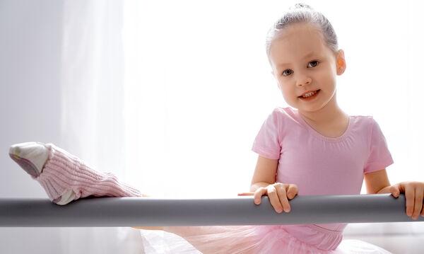 Μπαλέτο: 5+1 σημαντικά οφέλη για το νήπιο