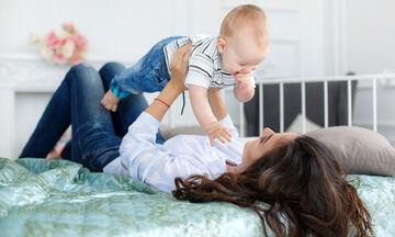 Τι χρονικές έννοιες μπορώ να μάθω σε ένα νήπιο 15 μηνών;