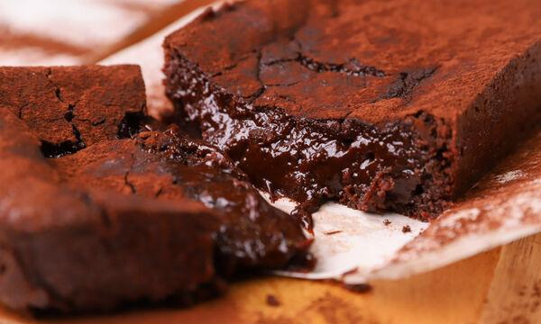 Chocolate lava cake - Ένα γλύκισμα για τους λάτρεις της σοκολάτας