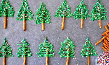 Γιορτές του Δεκεμβρίου - Γλυκά για να κεράσετε τους φίλους των παιδιών στο σχολείο