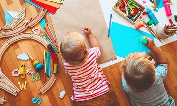 Όταν το παιδί ζωγραφίζει - Τι να του λέτε και τι όχι για να το βοηθήσετε