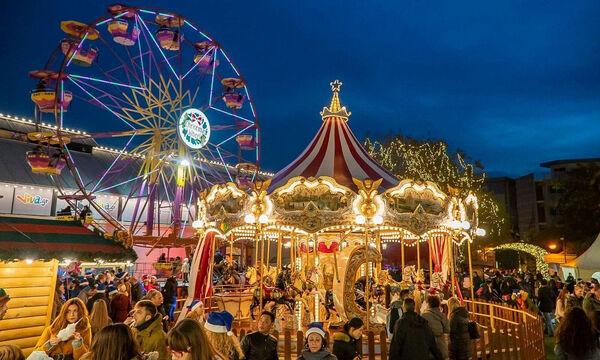 The Christmas Factory και η Επέλαση των Ξωτικών: Φαντασμαγορικά εγκαίνια στην Τεχνόπολη